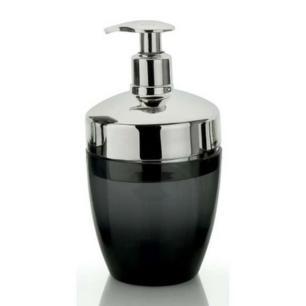Conjunto para Banheiro com Tampa Cromo Vitra OU 4 Peças