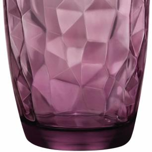 Copo Diamond Rock Purple Bormioli Rocco - DayHome