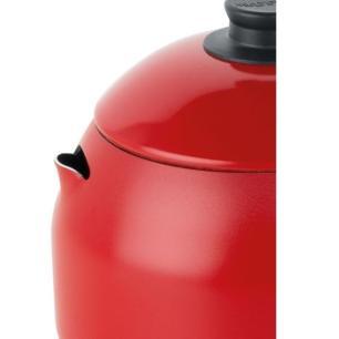 Chaleira Páprika Alumínio 2,4 L Vermelha - Multiflon