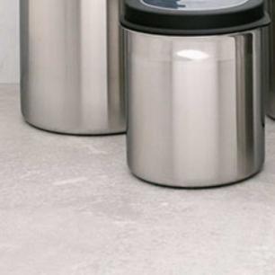 Jogo De Potes 4 peças Inox Cucina Tampa Preta Tramontina