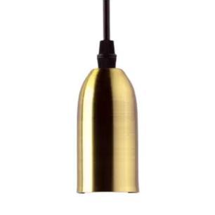 Pendente Dot Metal Vintage Longo Ouro – Taschibra