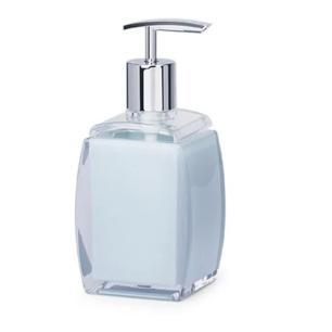 Porta Sabonete de Acrílico Sublime Azul 190 ml – Brinox