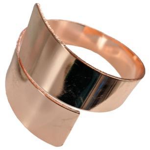 Anel de Guardanapo - Turquia Bronze - MIMO STYLE