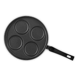 Frigideira Para 4 Ovos 26 cm em alumínio  Gourmet -Multiflon