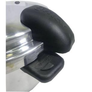 Panela De Pressão Industrial em Alumínio com Alças - Eirilar