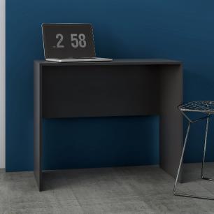 Mesa para escritório BLC 31 preto-BRV