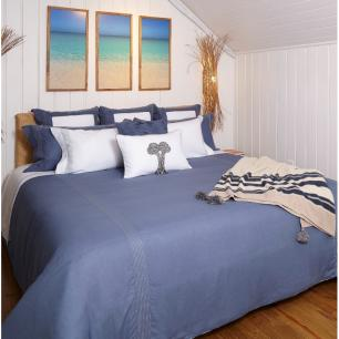 Capa para Duvet L'acqua  King 2,90x2,60 Muguet Home