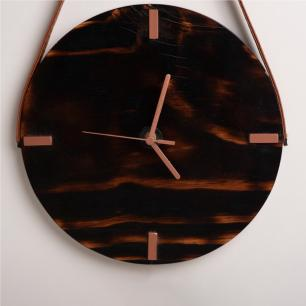 Relógio de Parede em Madeira