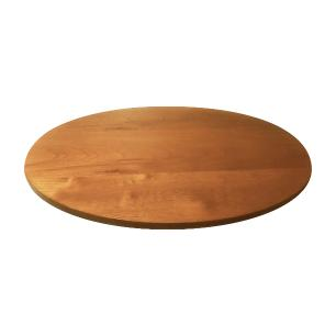 Prato giratório para servir na mesa de jantar laminado 90 cm
