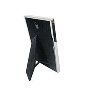 Porta retrato de Metal Cromado 10x15 acabamento premium