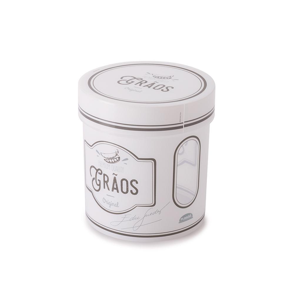 Pote mantimentos Grãos 1,2ml Edu Guedes