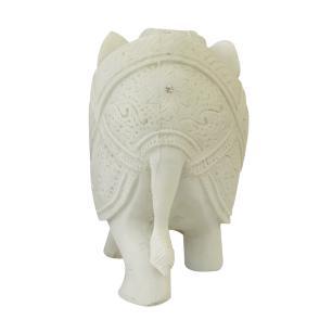 Elefante Indiano com Cristal