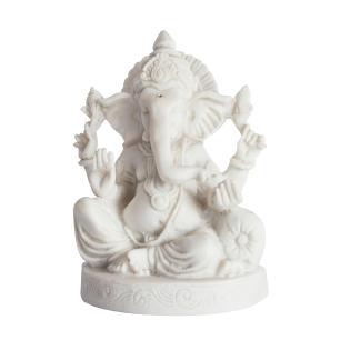 Ganesha Grande em Marmorite