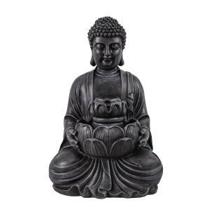 Fonte Buda na Flor Preto