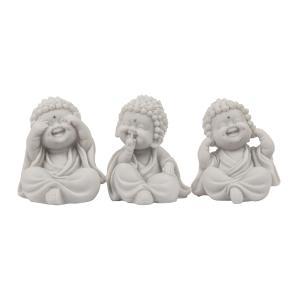 Trio de Monges da Sabedoria P