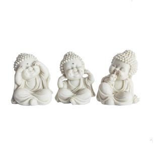Trio de Monges da Sabedoria G
