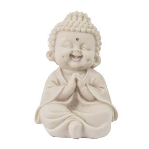 Monge Sorrindo Oração