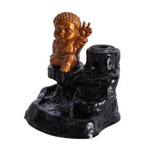 Incensário Cascata Monge da Paz