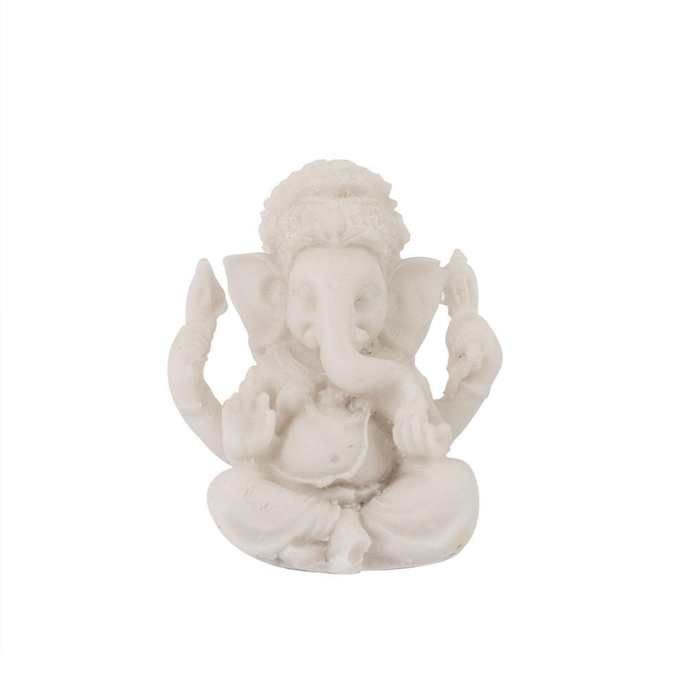 Ganesha Mini em Marmorite