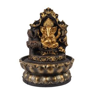 Fonte Ganesha com Rato