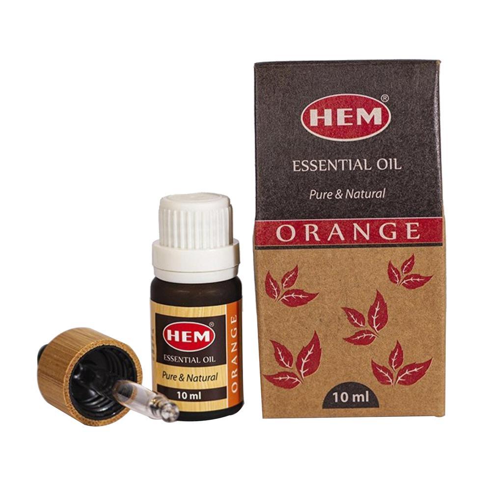 Óleo Essencial Orange (Laranja)