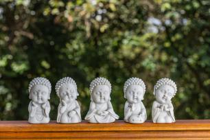 Monge Mini Meditação