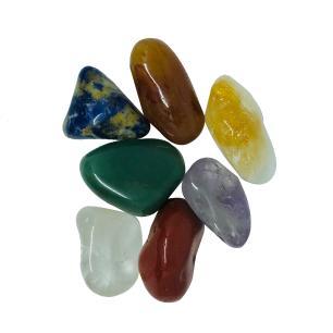 Kit de Pedras dos 7 Chakras
