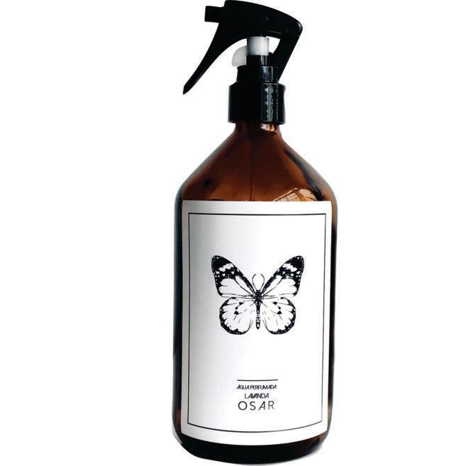 Água Perfumada Butterfly 250ml - Lavanda