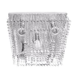 Lustre De Cristal Acrilico Dreamcrillic 40x40 Magnifico