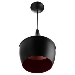 Kit 3 Pendentes Gourmet Balão 32X25cm Em Aluminio Preto Magnifico