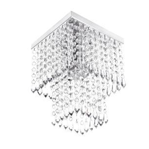 Kit 2 Lustre Clearcrillic Quad. + 2 Marrycrilic Cristal Acr