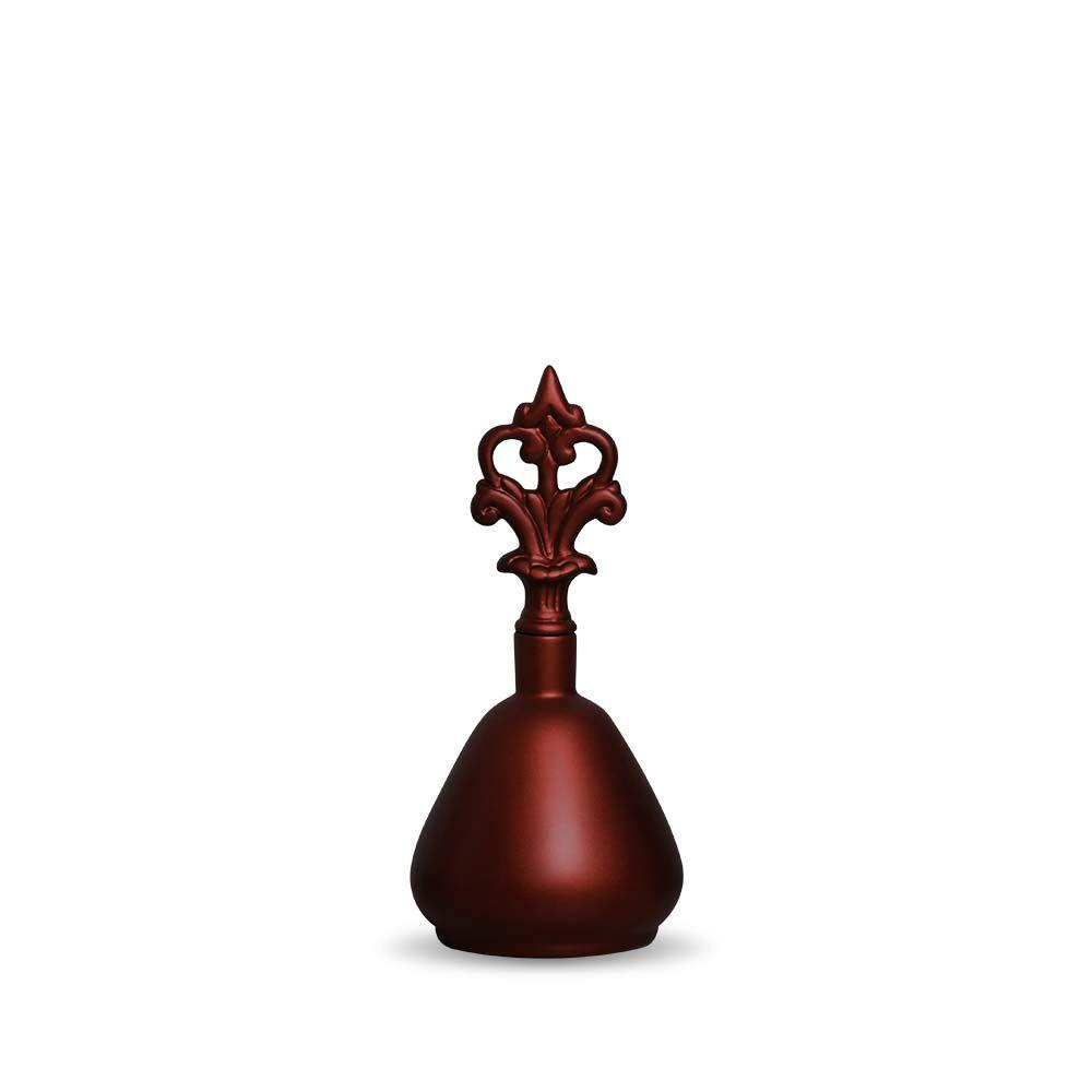 Garrafa Lins P Decoração Em Cerâmica Vinho Sensation