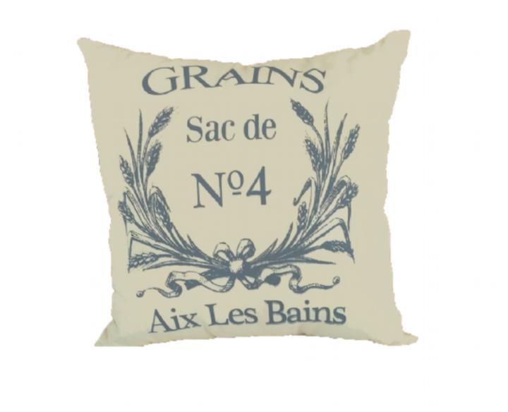 Capa de Almofada 60x60 Grains 4