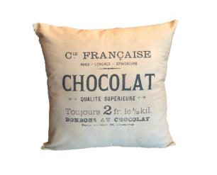 Capa de Almofada 45x45 Chocolat