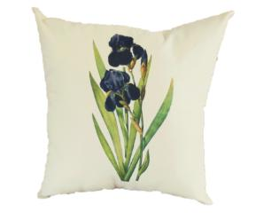 Capa de Almofada 45x45 Iris Germanica