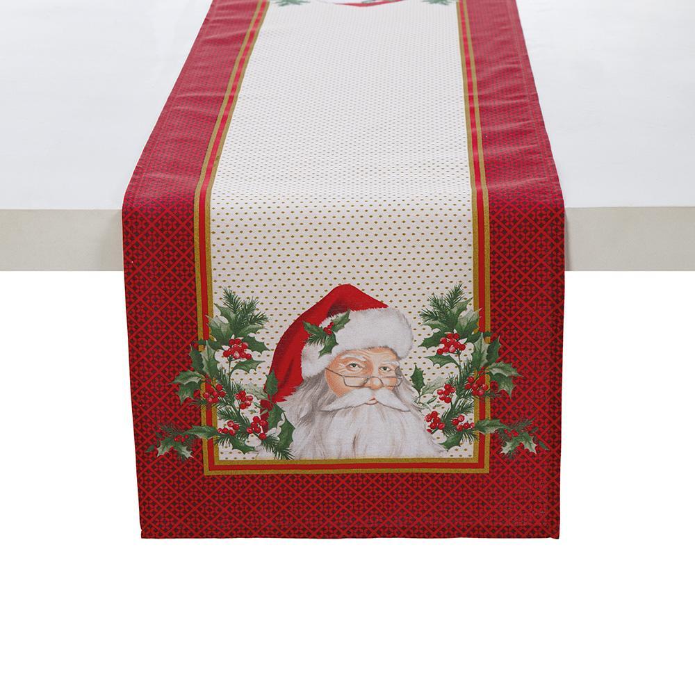 Trilho de Mesa/Caminho de Mesa de Natal Karsten São Nicolau