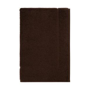 Toalha de Piso Karsten 100% Algodão Juliet Chocolate