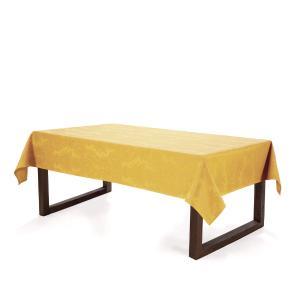 Toalha de mesa Retangular Karsten 6 Lugares Sempre Limpa Tropical Calêndula