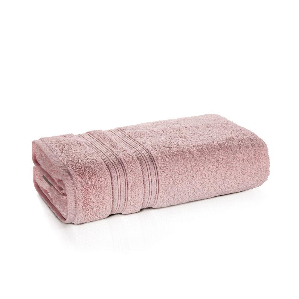 Toalha Banhão Karsten 100% Algodão Unika Lady Pink