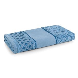 Toalha de Lavabo/Visita para Pintar Karsten Lince Azul Crepúsculo