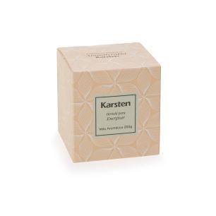 Vela Perfumada Karsten Aromaterapia Hortelã 200g