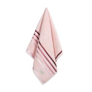 Toalha de Rosto Karsten Fio Penteado Lumina Rosé/Roxo