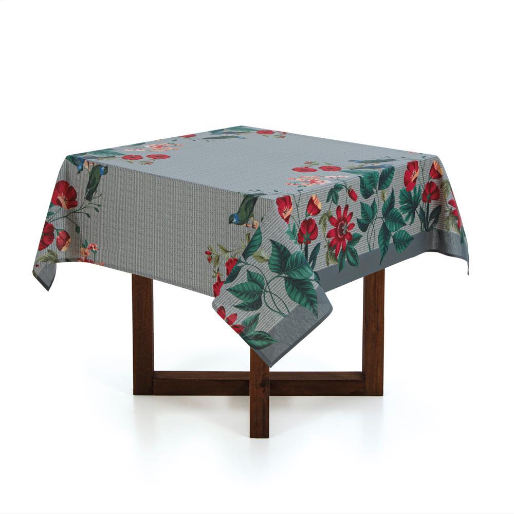 Toalha de mesa Quadrada Karsten 4 lugares Dia a Dia Blenda