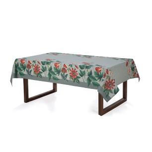 Toalha de mesa Retangular Karsten 6 lugares Dia a Dia Blenda