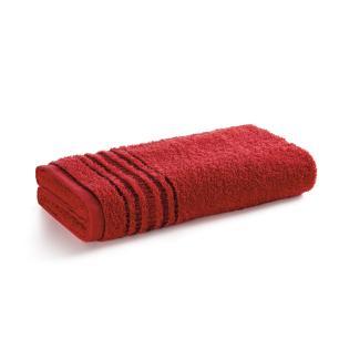Toalha de Banho Karsten Arantes Vermelho/Vermelho