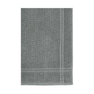 Toalha de Piso Karsten 100% Algodão Metrópole Cinza Steel