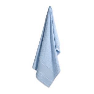 Toalha de Lavabo/Visita para Bordar Karsten Lince Baby Blue