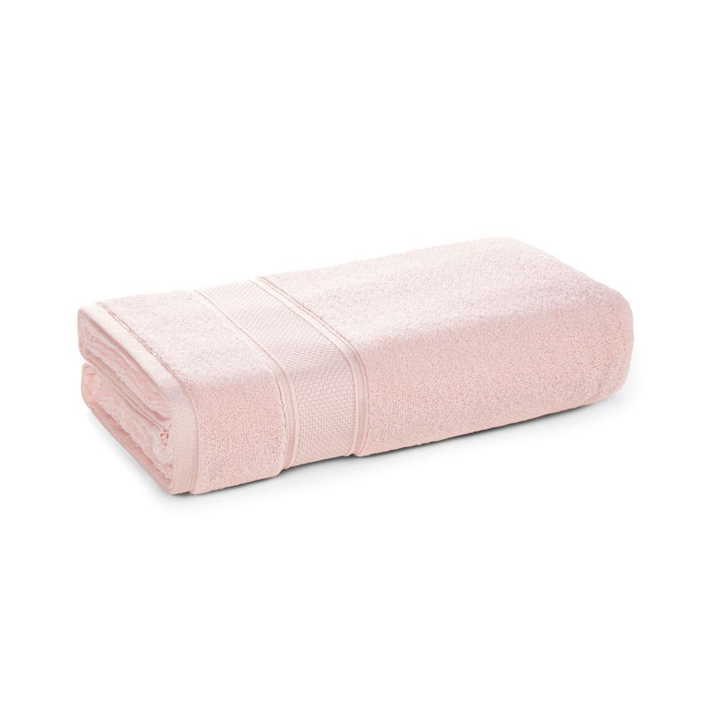 Toalha de Rosto Karsten Fio Zero Twist Due Class Rosé