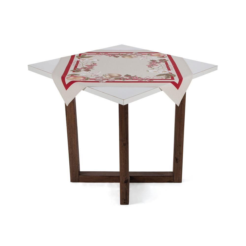 Toalha de mesa Quadrada de Chá Karsten Antiformiga Ambrósia