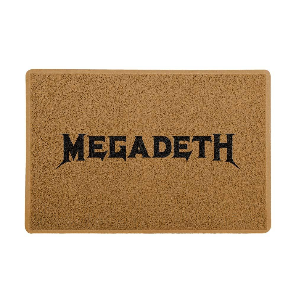 Capacho Megadeth Marrom 0,40X0,60M - Beek
